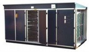 Carbon Filters for Air Handling Units (AHUs) by AAC Eurovent Ltd.