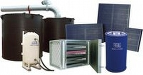 Wastewater Odour Control by AAC Eurovent Ltd.