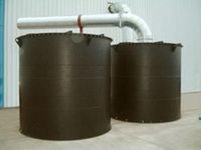 Bulk Fill Vessels by AAC Eurovent Ltd.