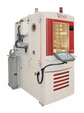Lithium Ion Battery Test Chamber by Weiss Technik UK Ltd.