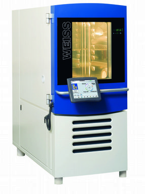Temperature & Humidity Test Chambers by Weiss Technik UK Ltd.