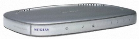 Netgear DG834 ADSL firewall router by RS Components Ltd