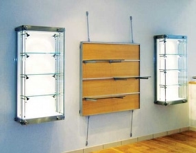 Display Cabinets – Standard & Custom Made by Shopkit Group Ltd