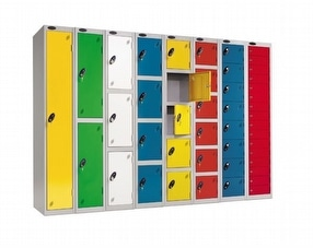 Lockers Supplier UK by Shelving Store