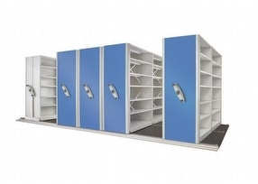 Mobile Shelving Systems by Shelving Store