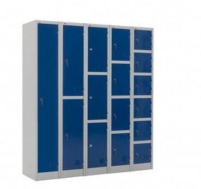 Plastic & Metal Lockers Supplier by Shelving Store