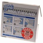 Jubilee Multiband Handy Pack 11mm by TRS Supplies Ltd.