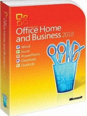 Office Home and Business 2010 by RS Components Ltd