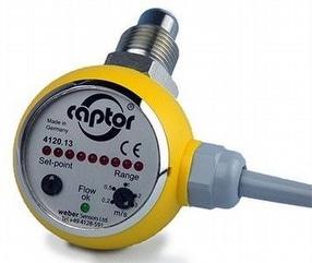 flow-captor – Flow Sensors by Weber Sensors Ltd.