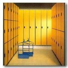 Changing Room Lockers Supplier by POW Sport & Leisure Co.