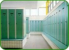 Changing Room Fittings Supplier by POW Sport & Leisure Co.