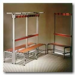 Changing Room Benches Supplier by POW Sport & Leisure Co.