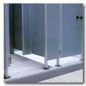 Changing Room Shower & Toilet Cubicles by POW Sport & Leisure Co.