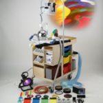 Sensory Trolley by Mike Ayres Design Ltd