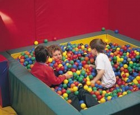 Ball Pools by Mike Ayres Design Ltd