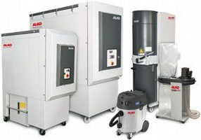 AL-KO Industrial Dust Extraction Equipment by TM Machinery