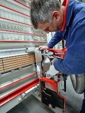 Woodworking Machinery Servicing & Maintenance by TM Machinery