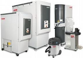AL-KO AAS Dust Extractors by TM Machinery