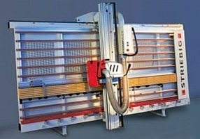 Striebig Compact Vertical Panel Saw by TM Machinery