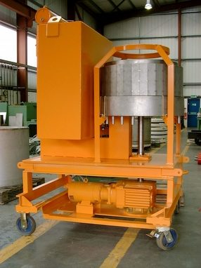 Wet High Intensity Magnetic Separators by Eriez Magnetics Europe Ltd.