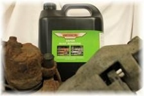 Safer Rust Remover by Rustbuster Ltd.