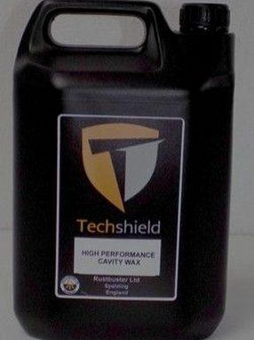 TECHSHIELD HIGH PERFORMANCE CAVITY WAX by Rustbuster Ltd.