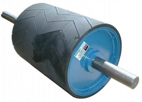 Magnetic Conveyor Pulleys by Master Magnets Ltd.