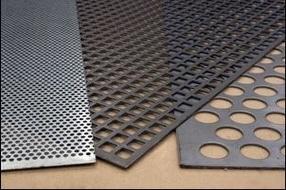 Perforated Metal by Bridgwater Filters Ltd.