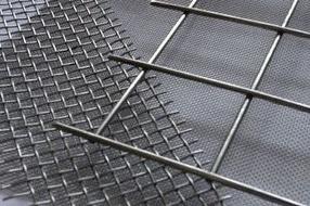 Welded Wire Mesh by Bridgwater Filters Ltd.