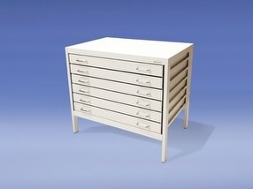 10 Drawer Chest by The Big Orchard