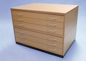 9 Drawer Chest by The Big Orchard