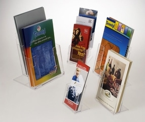 A4 Leaflet Dispensers by The Big Orchard