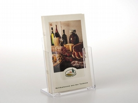 A5 Brochure Holder by The Big Orchard