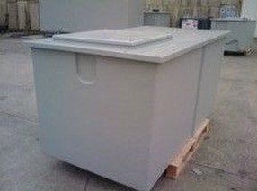 GRP Water Storage Tanks by Precolor Sales Ltd.