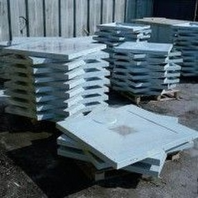 GRP Sectional Water Tanks by Precolor Sales Ltd.
