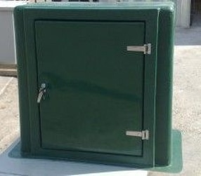 Bespoke GRP Tank Enclosures by Precolor Sales Ltd.