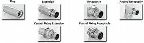 M17 Power Connectors by A P Technology Ltd