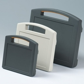 CARRYTEC Handheld Enclosures by OKW Enclosures Ltd.