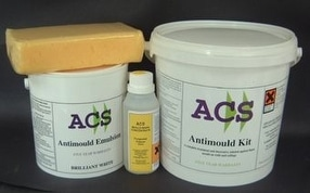 Mould Resistant Paint by Advanced Chemical Specialities Ltd.