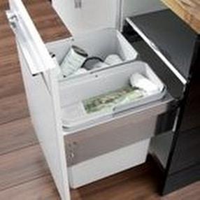 Kitchen Waste & Recycling Bins by Fitmykitchen