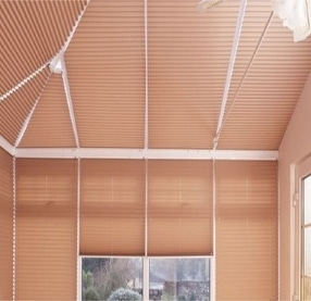 Pleated Blinds, Leeds, West Yorkshire by MultiBlinds
