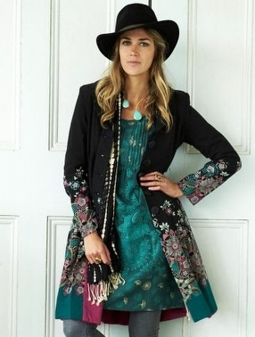 Boutique Fair Trade Coats & Jackets by Nomads Clothing