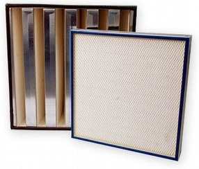 HEPA Filters by Euro Filter Installations Ltd.