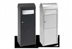 Domestic Parcel Boxes by Letterbox Solutions