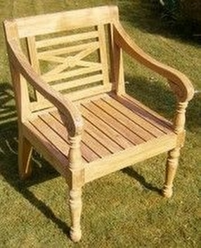 Teak Garden Chairs & Tables by Chairs and Tables Ltd.