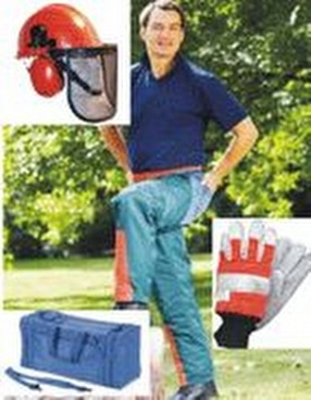 Chainsaw Safety Personal Protective Equipment by Severn Side Safety Supplies Ltd.
