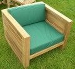 Teak Steamers & Loungers by Chairs and Tables Ltd.