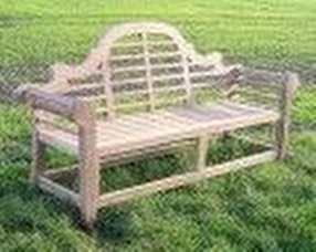 Teak Garden Benches by Chairs and Tables Ltd.