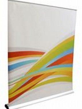 Promotional Banner Stands by Marler Haley Ltd