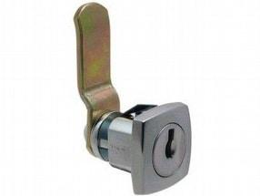 Square-headed NCB Locker Locks Spring-clip Fitting by Keysplease (Ammerhurst Ltd)